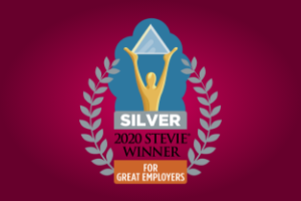 Silver Stevie Award: Great Employers