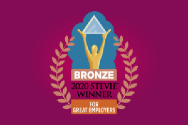 Bronze Stevie Award: Great Employers